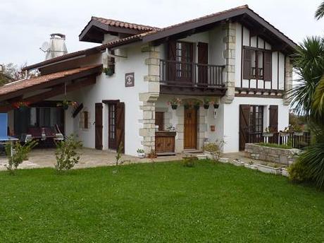 Vente maisons villas propri t s biarritz et sur la for Achat maison ustaritz